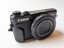 Canon PowerShot G7X Mark II 20.1 MP Compact Digital Camera - Black (Used twice)