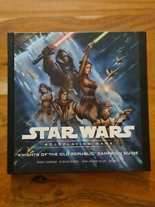 Star Wars Knights of the old Republic Campaign Guide Saga Edition RPG