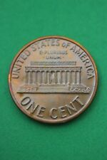 Toned 1975 S Lincoln Memorial Cent Proof Uncirculated Flat Rate Shipping TOM061