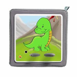 CubeCap die Schutz- Sammelscheibe kein Sticker für deine TonieBox 00009 Dino