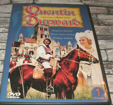 QUENTIN DURWARD - VOLUME 1 / Amadeus AUGUST Marie-France BOYER / DVD SERIE TELE