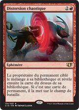 ▼▲▼ Distorsion chaotique (Chaos Warp) Commander 2014 #174 VF Magic