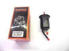 TO CLEAR NEW GENUINE NIPPARTS - FUEL FILTER - J1330316 KIA 1.3  1.4 1.5 1.6 16V