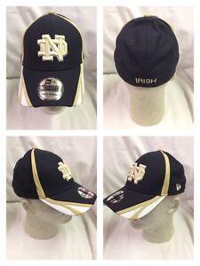 Notre Dame Fighting Irish New Era Training Day Cap 39Thirty Team Color Hat