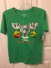 New! Juniors National Lampoons Christmas Vacation Tee/T Shirt/Top Size S(3/5)