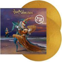 JAN AKKERMAN - CLOSE BEAUTY (LIMITED 2LP 180G GOLD VINYL)  2 VINYL LP + MP3 NEU
