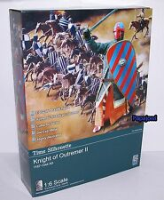 Ignite Time Silhouette Knight of Outremer II 1187-1344 AD 1:6 Scale Figure