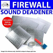 Heat & Sound Deadener Chevy Truck 1935 - 40 Firewall Kit + Tape, Roller 10044Cm2