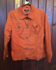 Capture Machine Washable Solid Regular Size Coats, Jackets & Vests for Women