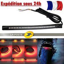 FEU ARRIÈRE PHARE + CLIGNOTANTS Flexible 32LED Cola Freno Luz señal Brake Stop