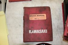 Kawasaki OEm Dealer Service Repair Manual GA-2A G3TR G4TR B1 F6 G31M F81M F8