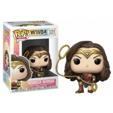 Caja Protectora + 46663 FUNKO POP! Wonder Woman 1984 - Wonder Woman