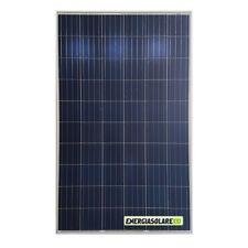 Pannello Solare Fotovoltaico 270W 24V Policristallino impianti isola 4 BUS BAR