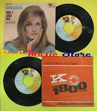 LP 45 7'' DALIDA Non e' casa mia Mama italy BARCLAY 45BN 7013 no cd mc dvd*