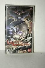 GUNDAM BATTLE ROYALE GIOCO USATO BUONO STATO SONY PSP EDIZIONE JAPAN TN1 49431