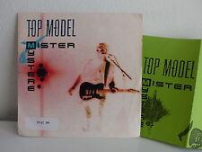 TOP MODEL Mister mystere 878276 7 avec encart promo