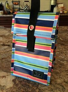 Brand new SCOUT Doggie Bag Lunch Box Striped - Quick ship