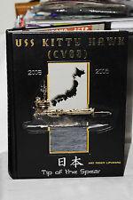 USS Kitty Hawk CV 63 2005-2006 Cruisebook