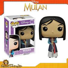 Funko Pop Disney Movies Mulan Vinyl Stylized Action Figure Collectible Toy 5897