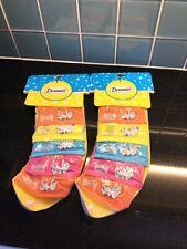 Dreamies Stockings x 2 - Cat Biscuits Treats Snack Food Pet Kitten Present Gift