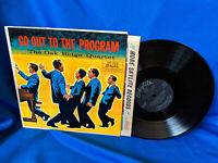 The Oak Ridge Quartet LP Go Out to the Program Rare Early Southern Gospel