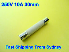 Microwave Oven MWO Ceramic Fast Blow Fuse 250V 10A 6X30mm ---NEW(F15)