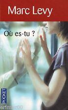 Où es - tu ? // Marc LEVY // Romantique // Mystère // Haletant