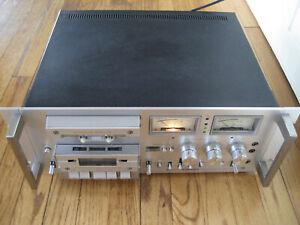 Vintage Pioneer CT-F1000 SPEC Series Cassette Deck w Rack Handles