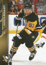 Pittsburgh Penguins - 2015-16 Series 1 - Complete Base Set Team (7)