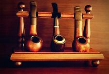 """perfect 36x24 oil painting handpainted on canvas""""tobacco pipe""""N1933"""