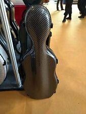 high quality 50% carbon fiber viola case,fine workmanship ,viola case