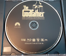 The Godfather-Part One-Coppola Restoration-Blu-Ray Only-No Case