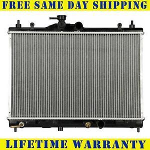 Radiator For 2007-2012 Nissan Versa 4CYL 1.8L Lifetime Warranty Free Shipping
