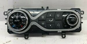 Renault Zoe 2012-2019 Heater Climate Controls Button Panel AC Switch 275107386R