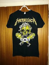 Extremely rare Metallica t-shirt 30th Anniversary gig Fillmore SF 2011 xXx small