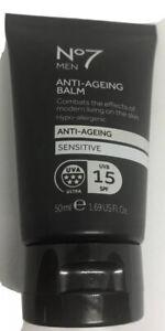No7 Anti-ageing Balm SPF 15 Skin Sensitive 50 ML