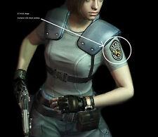 FANCY DRESS HALLOWEEN COSTUME UMBRELLA CORP: Resident Evil S.T.A.R.S. Bdg Blue