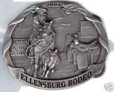 2004 Ellensburg Rodeo Commemorative Belt Buckle