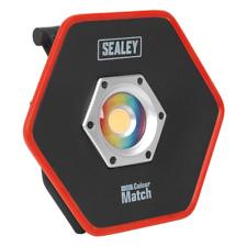Sealey LED067 Floodlight 50W COB LED Colour Matching CRI-95 - 230V