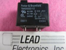 Potter&Brumfield T9AS5D22-12 Power Relay,Spdt,12vdc,20a FREE SHIPPING IN USA