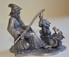 The Tudor Mint Myth and Magic The One That Got Away Pewter Figurine