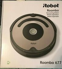 NEW iRobot Roomba 677 Automatic Wi-Fi Connected Robotic Vacuum Cleaner *IN HAND*
