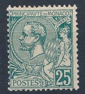 [70367] Monaco 1891-94 good stamp very fine MH value $400