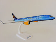 Icelandair Vatnajökull Boeing 757-200 1/200 Herpa 611848 Snap Fit 757 80 Années