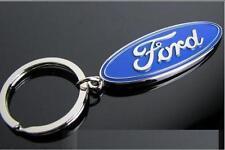 a001 blue ford 3D Car Key Chain Keychain Keyfob Keyrings  car Ring