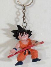 Dragon Ball GOKU in plastica semidura cm. 5,5 porta chiavi