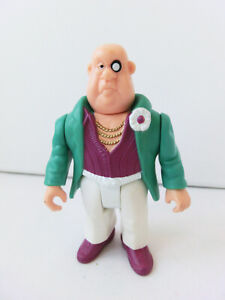 POLICE ACADEMY KINGPIN KENNER TOYS VINTAGE ACTION FIGUR 1990
