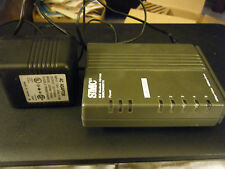 SMC EZ Switch 10/100 SMC6405TX 5-Port Network Hub Switch w/AC Adapter