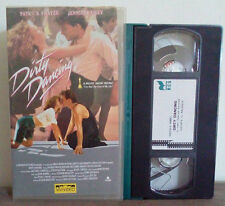 VHS FILM Ita Drammatico DIRTY DANCING patrick swayze DRVS 100000 no dvd(VHS7)