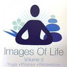Images Of Life 3 Passage Of The Mind Yoga Pilates Music PPL PRS Licence Free CD